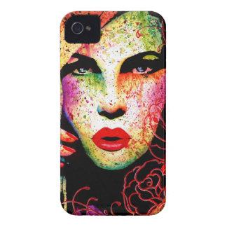 Hypnotized - Pop Art Portrait Case-Mate iPhone 4 Case