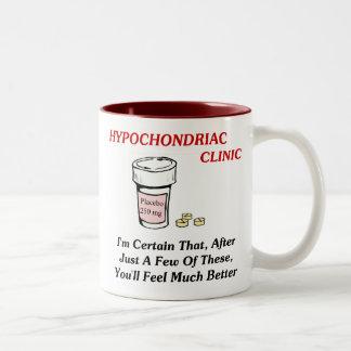 Hypochodriac Clinic Coffee Mug