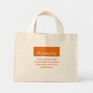 Hypocrisy Bag