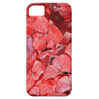 Hyranga -the flower for a 4th anniversary case for the iPhone 5