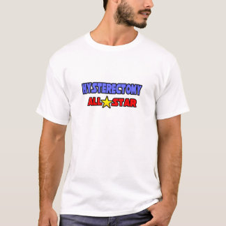 Hysterectomy All Star T-Shirt