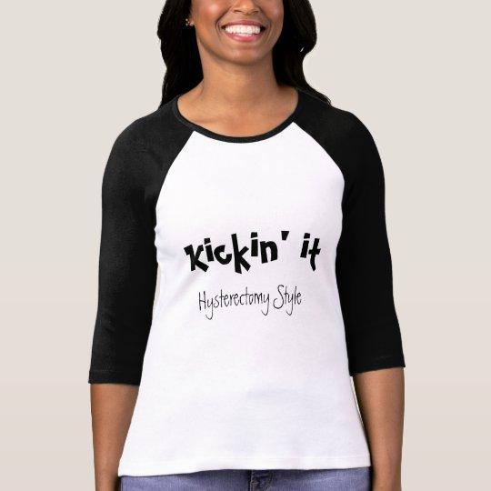 Hysterectomy Shmysterectomy T-Shirt