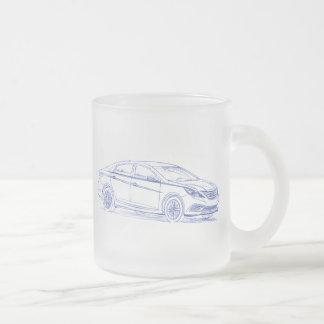 Hyu Sonata 2011 Coffee Mug