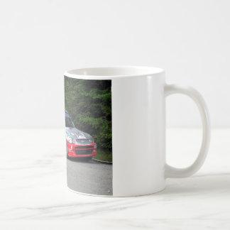 Hyundai Accent WRC Rally Car Basic White Mug