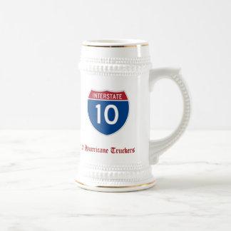 I10Trucking.com 22oz. Stein Beer Steins
