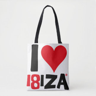 I18IZA SUMMER IBIZA 2018 EDITION TOTE BAG