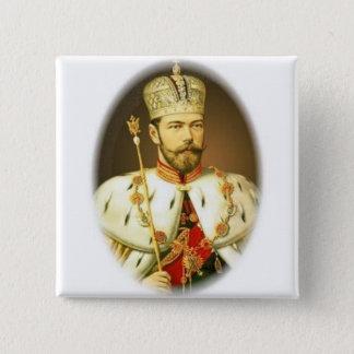 i2 15 cm square badge