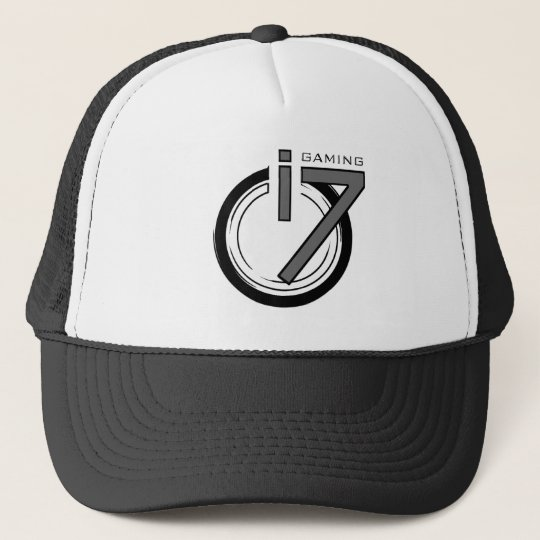 i7 Zero - i7 Gaming - Trucker Hat
