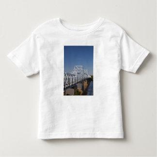 I-20 Highway bridge across Mississippi River, Toddler T-Shirt