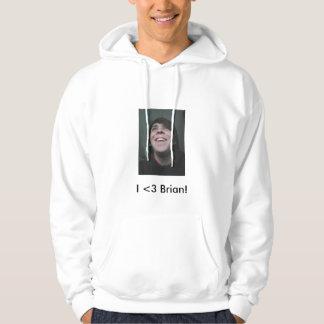 I <3 Brian! Sweatshirt