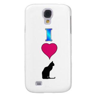 I <3 Cats Samsung Case
