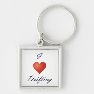 I 3 Drifting Key chain
