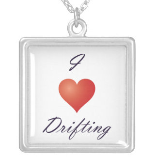I 3 Drifting Necklace