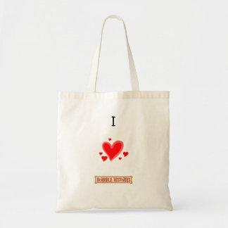 I <3 Horrrible Histories Bag