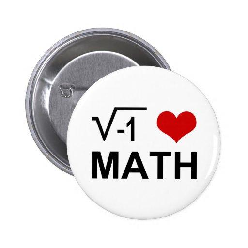 I <3 Math Button