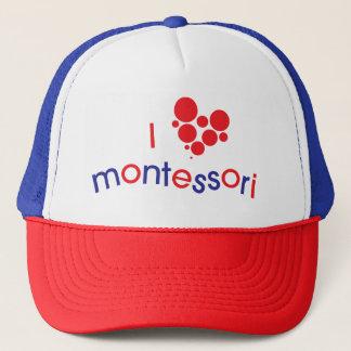 I <3 Montessori Trucker Hat