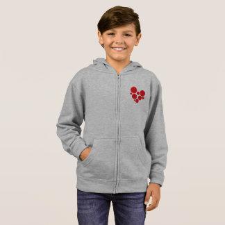 I <3 Montessori Youth Hoodie
