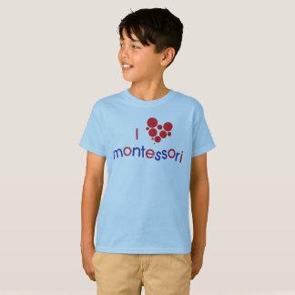 I <3 Montessori Youth Tee