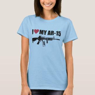 I <3 My AR-15 T-Shirt
