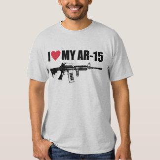 I <3 My AR-15 Tshirt