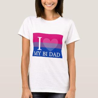 I <3 My Bi Dad T-Shirt