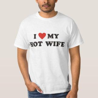 I <3 My Hot Wife T-Shirt