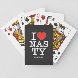 I <3 Nasty Cards