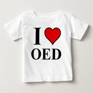 I <3 OED BABY T-Shirt
