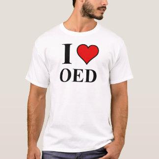 I <3 OED T-Shirt