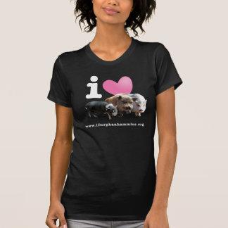 I <3 Pigs Shirt