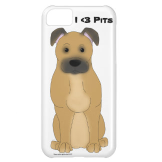 I 3 Pits iPhone Case buckskin button ear iPhone 5C Covers