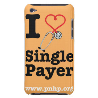 I 3 Single Payer ipod case Barely There iPod Covers