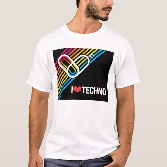 I <3 Techno T-Shirt
