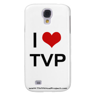 I <3 TVP GALAXY S4 COVER