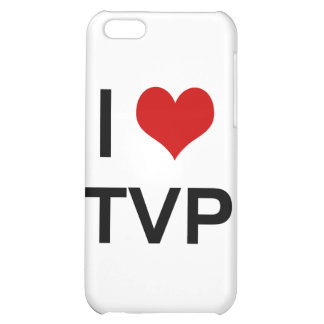 I <3 TVP CASE FOR iPhone 5C