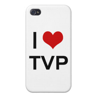 I <3 TVP iPhone 4/4S COVER