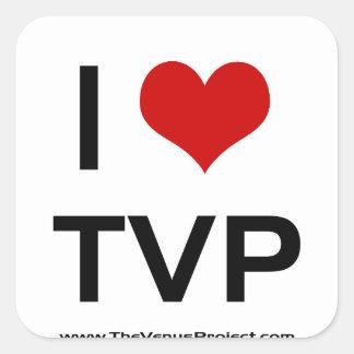 I 3 TVP STICKER