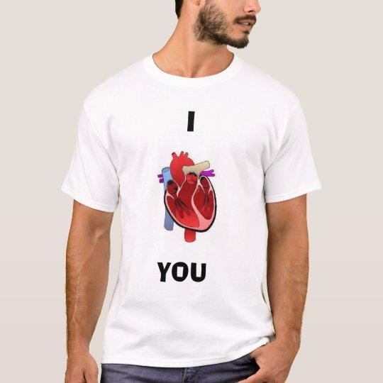 I <3 You T-Shirt