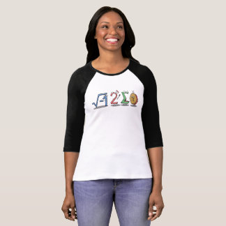 i 8 sum pi (I Ate Some Pie) Math Equation Joke T-Shirt