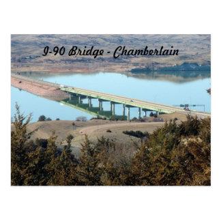 I-90 bridge postcard