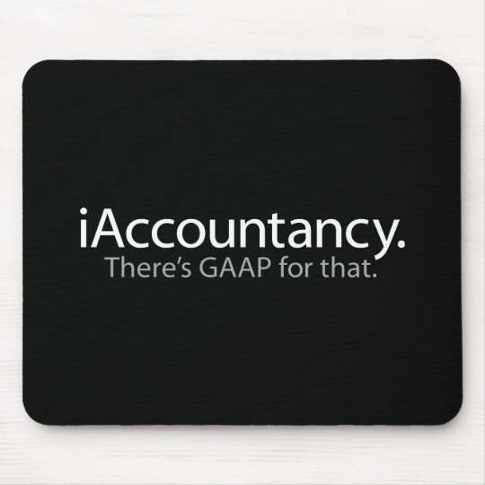 i Accountancy - There's GAAP For That Mouse