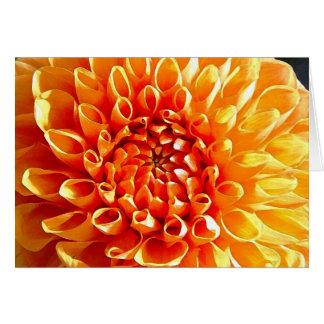 I Adore Dahlias, My Dear Darling Card