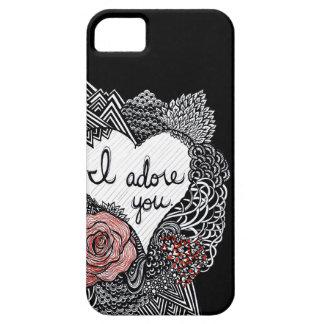 I Adore You iPhone 5 Case