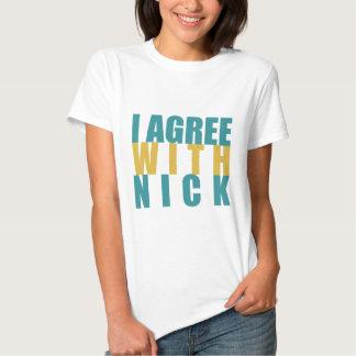 I agree with Nick Shirts