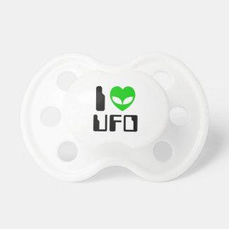 I Alien Heart UFO Dummy