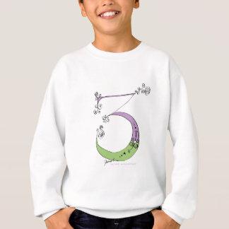 I Am 3 yrs Old from tony fernandes design Sweatshirt