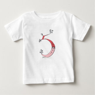 I Am 5 yrs Old from tony fernandes design Baby T-Shirt