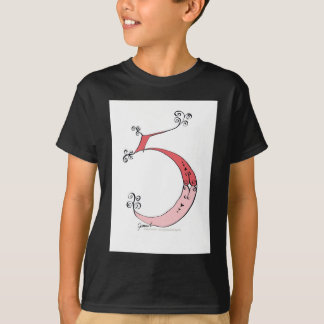 I Am 5 yrs Old from tony fernandes design T-Shirt