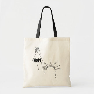 I am a Beaker of Hope Tote Bag