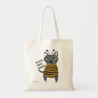 I Am A Bee Tote Bag
